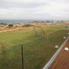 Отель Leonies By The Sea Villa спортивное сооружение
