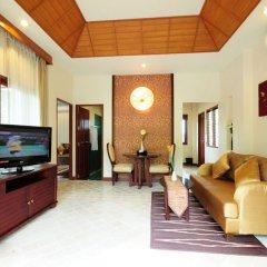 Отель Bhumlapa Garden Resort комната для гостей