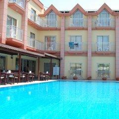 Himeros Club Hotel бассейн фото 2