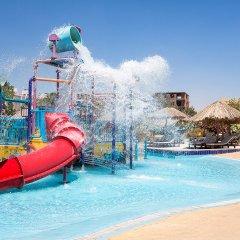 Отель Sindbad Aqua Hotel & Spa Египет, Хургада - 8 отзывов об отеле, цены и фото номеров - забронировать отель Sindbad Aqua Hotel & Spa онлайн бассейн фото 2
