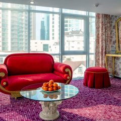Marins Park Hotel Sochi 4* Люкс студио с различными типами кроватей фото 8