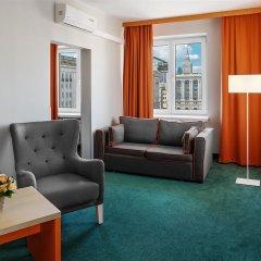 Отель Mdm City Centre Варшава комната для гостей фото 9