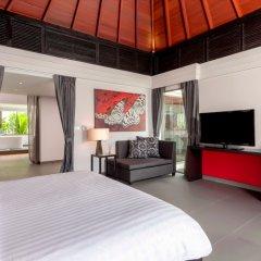 Отель The Pavilions Phuket Таиланд, пляж Банг-Тао - 2 отзыва об отеле, цены и фото номеров - забронировать отель The Pavilions Phuket онлайн комната для гостей фото 2