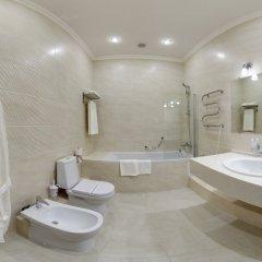 Гостиница Хрустальный Resort & Spa 4* Люкс с различными типами кроватей фото 9