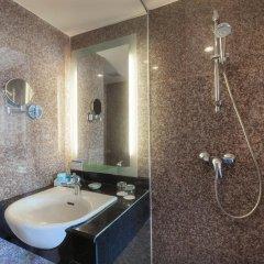 Отель Novotel Phuket Resort 4* Улучшенный номер с различными типами кроватей фото 8