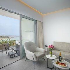 Отель Cavo Maris Beach Кипр, Протарас - 12 отзывов об отеле, цены и фото номеров - забронировать отель Cavo Maris Beach онлайн фото 4