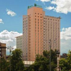 Гостиница Холидей Инн Москва Сущевский вид на фасад фото 2
