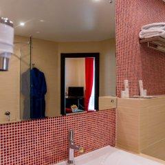Гостиница Shato City 3* Номер Делюкс с различными типами кроватей фото 19