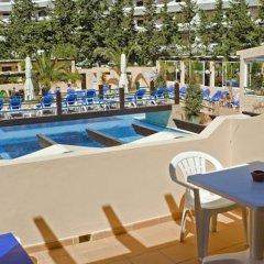 Отель Balaia Mar Португалия, Албуфейра - отзывы, цены и фото номеров - забронировать отель Balaia Mar онлайн бассейн фото 5