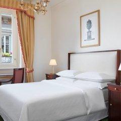 Отель Sheraton Diana Majestic, Milan 4* Стандартный номер с двуспальной кроватью