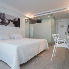 Els Pins Hotel 4* Номер Делюкс с различными типами кроватей фото 5
