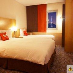 Отель ibis Ambassador Insadong 3* Стандартный семейный номер с различными типами кроватей