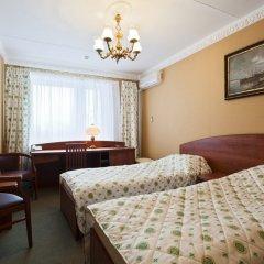 Гостиница Даниловская 4* Стандартный номер разные типы кроватей фото 5
