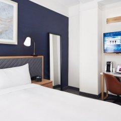 Отель Club Quarters Midtown -Times Square 4* Номер Club с различными типами кроватей