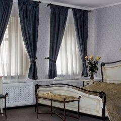 Гостиница Ажурный комната для гостей