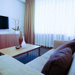 Гостиница Милан 4* Люкс с двуспальной кроватью фото 6