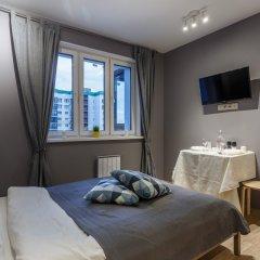 Гостиница Квартира Две Подушки на Новотушинской 4 Стандартный номер с различными типами кроватей фото 2