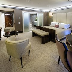 Гостиница Crowne Plaza Moscow World Trade Centre 5* Президентский люкс с различными типами кроватей