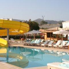 Отель Mitsis Laguna Resort & Spa бассейн фото 3
