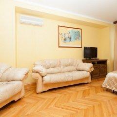 Апартаменты Kvart Смоленская Москва комната для гостей фото 5