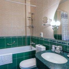 Гостиница Чеботаревъ ванная