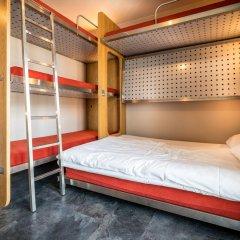 Train Hostel Стандартный номер с различными типами кроватей фото 3