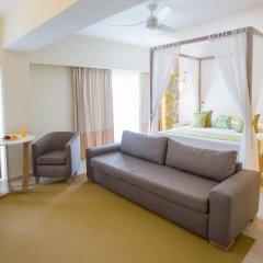 Отель Grand Sirenis Punta Cana Resort Casino & Aquagames 4* Люкс с различными типами кроватей фото 2