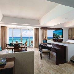 Отель Grand Fiesta Americana Coral Beach Cancun 5* Полулюкс Ocean view с двуспальной кроватью