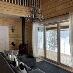 База Отдыха Forrest Lodge Karelia Улучшенный шале с разными типами кроватей фото 14