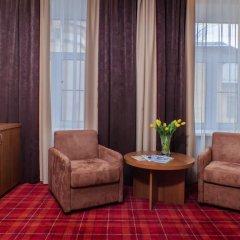 Best Western PLUS Centre Hotel (бывшая гостиница Октябрьская Лиговский корпус) 4* Люкс разные типы кроватей фото 6