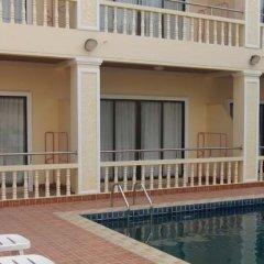 Отель Sp House Phuket пляж Ката бассейн