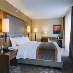 Гостиница DoubleTree by Hilton Tyumen комната для гостей фото 3