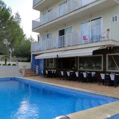 Hotel Palma Mazas бассейн