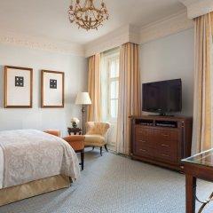 Гостиница Four Seasons Lion Palace St. Petersburg 5* Номер категории Премиум с различными типами кроватей