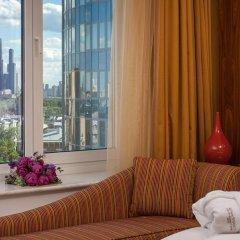 Гостиница Ренессанс Москва Монарх Центр 4* Номер Делюкс с различными типами кроватей фото 2