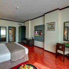 Grandeur Hotel 4* Номер Делюкс фото 2