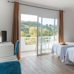 Отель Paradis Blau Испания, Кала-эн-Портер - отзывы, цены и фото номеров - забронировать отель Paradis Blau онлайн комната для гостей фото 7