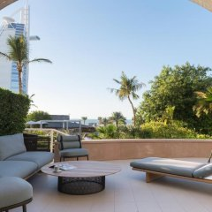 Отель Jumeirah Beach 5* Люкс Family garden фото 3