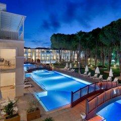 Bellis Deluxe Hotel 5* Домик Jasmine lake lagoon с различными типами кроватей фото 3