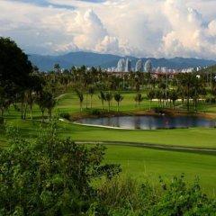 Отель Mingshen Jinjiang Golf Resort спортивное сооружение фото 2