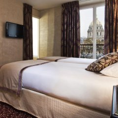 Отель Empereur Франция, Париж - 1 отзыв об отеле, цены и фото номеров - забронировать отель Empereur онлайн комната для гостей фото 4