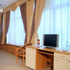 Гостиничный комплекс Аэротель Домодедово 3* Клубный люкс с различными типами кроватей