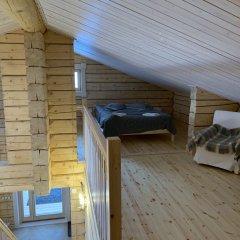 База Отдыха Forrest Lodge Karelia Улучшенный шале с разными типами кроватей фото 8