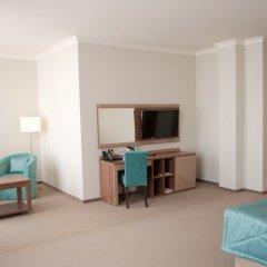 Гостиница Хрустальный Resort & Spa 4* Полулюкс с различными типами кроватей фото 4