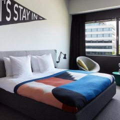 The Student Hotel Amsterdam City 4* Люкс