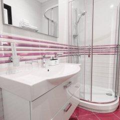 Гостиница Villa Italy в Краснодаре отзывы, цены и фото номеров - забронировать гостиницу Villa Italy онлайн Краснодар ванная