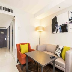 Отель Maitria Sukhumvit 18 Bangkok – A Chatrium Collection 4* Студия Делюкс фото 9