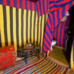 Отель Ecolodge Ouednoujoum Марокко, Уарзазат - отзывы, цены и фото номеров - забронировать отель Ecolodge Ouednoujoum онлайн удобства в номере