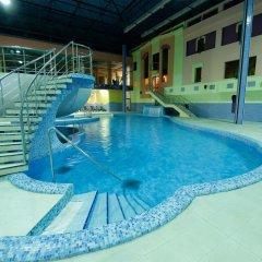 Aquatek Hotel бассейн фото 2