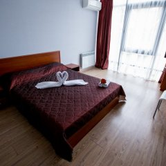 Гостиница Аквариум комната для гостей